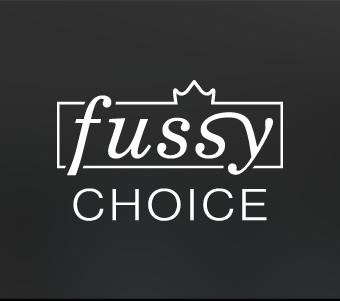 logo fussy choice
